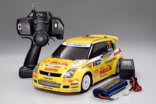 1/10 XBシリーズ No.54 XB スズキ スイフト スーパー1600 ドイツ'05 完成品