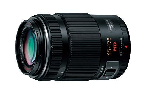 Panasonic 望遠ズームレンズ マイクロフォーサーズ用 ルミックス G X VARIO PZ 45-175mm/F4.0-5.6 ASPH./POWER O.I.S. ブラック H-PS45175-K