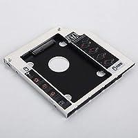 dy-tech 2ndハードドライブキャディSATA HDD SSD for ASUS q550lf x450ld x552l f550cc ul80vt-a1