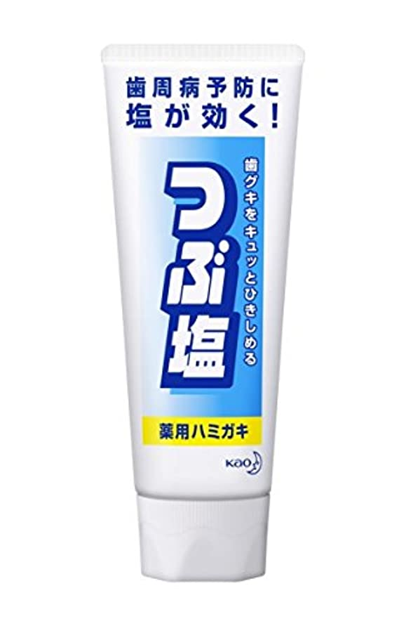 ハンドブックアセ密度【まとめ買い】つぶ塩薬用ハミガキ スタンディングチューブ180g ×2セット
