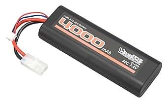 YOKOMO Lipo 30C 7.4V 4000mAh バッテリー ストレート YB-L400A