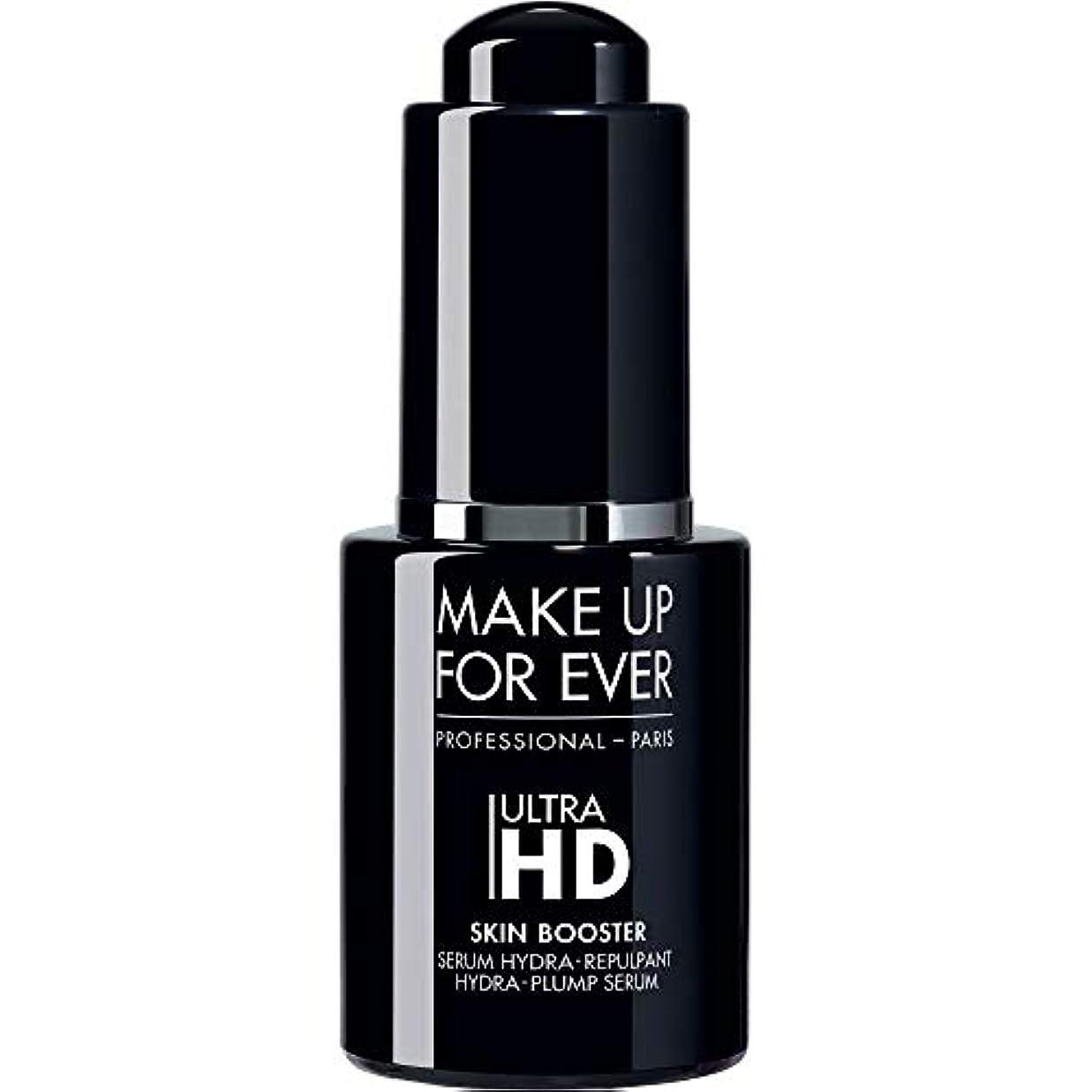 染色急襲ガソリン[MAKE UP FOR EVER] これまで超のHdスキンブースターヒドラ-ふっくら血清12ミリリットルを補います - MAKE UP FOR EVER Ultra HD Skin Booster Hydra-Plump...
