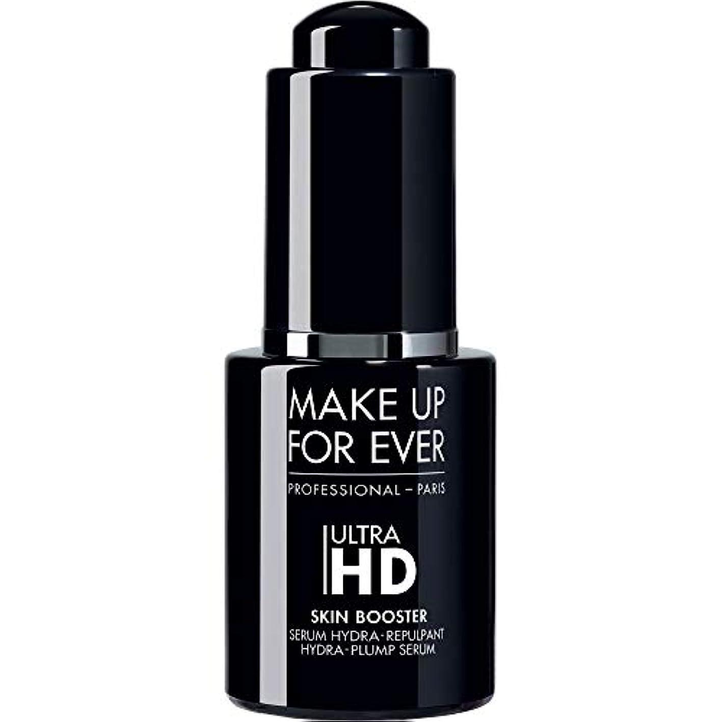 クアッガシャベル幸運[MAKE UP FOR EVER] これまで超のHdスキンブースターヒドラ-ふっくら血清12ミリリットルを補います - MAKE UP FOR EVER Ultra HD Skin Booster Hydra-Plump...