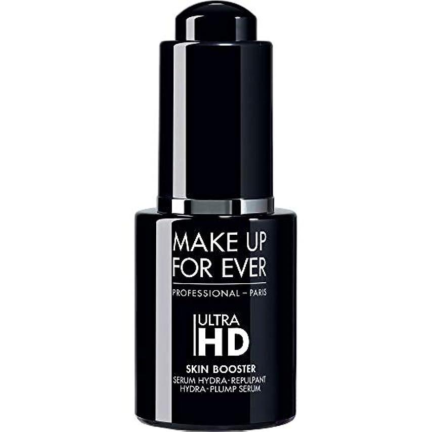 騒乱東ティモールふざけた[MAKE UP FOR EVER] これまで超のHdスキンブースターヒドラ-ふっくら血清12ミリリットルを補います - MAKE UP FOR EVER Ultra HD Skin Booster Hydra-Plump...