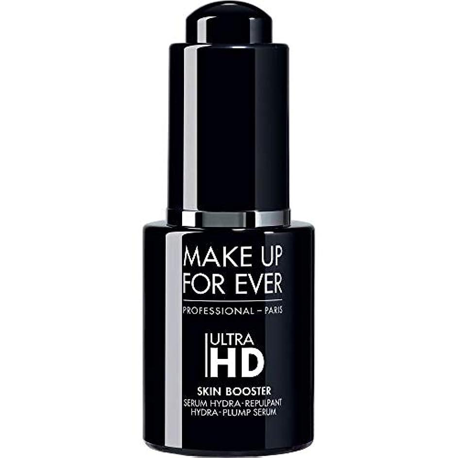 普及できたヒョウ[MAKE UP FOR EVER] これまで超のHdスキンブースターヒドラ-ふっくら血清12ミリリットルを補います - MAKE UP FOR EVER Ultra HD Skin Booster Hydra-Plump...