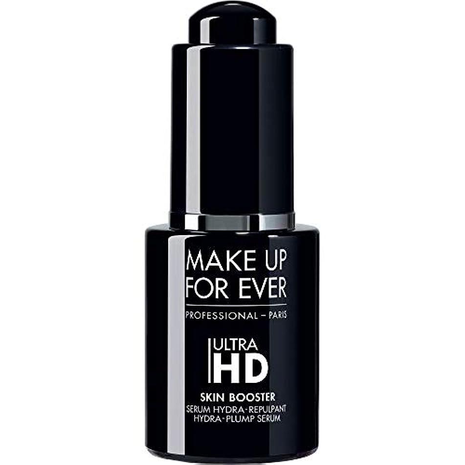 ある浸透するひばり[MAKE UP FOR EVER] これまで超のHdスキンブースターヒドラ-ふっくら血清12ミリリットルを補います - MAKE UP FOR EVER Ultra HD Skin Booster Hydra-Plump...