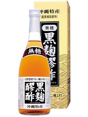 黒麹醪酢 無糖 720ml