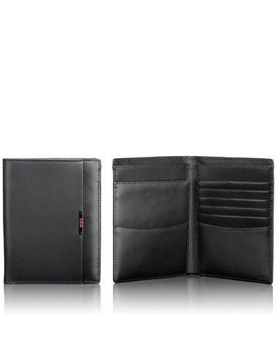 【日本未発売】TUMI トゥミ ツミ Quantum Everyday Accessories Small Leather Goods Slim Single Billfoldメンズ 並行輸入 正規品