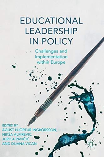 Educational Leadership in Poli...