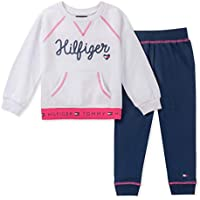 Tommy Hilfiger Baby Girls 2 Pieces Jog Set