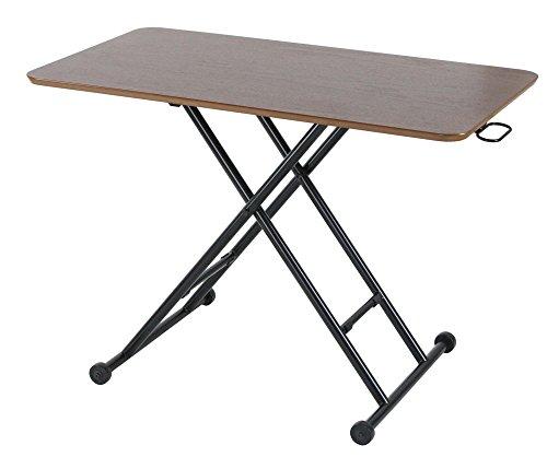 narumikk リフティングテーブル New LOUISE 幅100cm 27-828