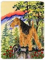 Caroline's Treasures Mouse/Hot Pad/Trivet Lakeland Terrier (SS8228MP) [並行輸入品]