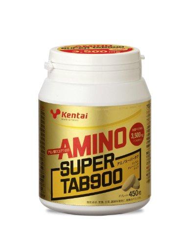 Kentai アミノスーパータブ900(大豆ペプチド) 450粒