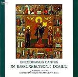 グレゴリオ聖歌 主の復活