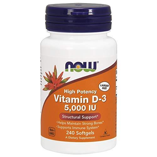 [海外直送品] ナウフーズ  - ビタミンD3の最も高い潜在...