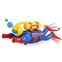 RaiFu ダイバー人形 バスおもちゃ 遊ぶ スイミング 子供 教育用 ギフト