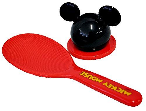 スケーター『スタンド付きしゃもじしゃもじケースミッキーマウス』