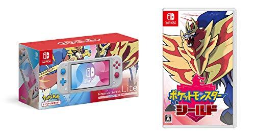 Nintendo Switch Lite ザシアン・ザマゼンタ + ポケット...