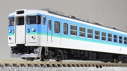 TOMIX Nゲージ 92445 169系電車 (長野色) 増結セット