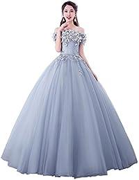 f293cc132638b カラードレス 上品 高級感 ワンピース ドレス 結婚式 披露宴 刺繍 プリンセスライン  大人 ドレス 二次会 パーティードレス ビスチェウエディング ドレス…