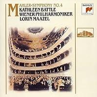 MAHLER: SYMPHONY NO.4(reissue) by MAAZEL & VPO (2005-04-20)