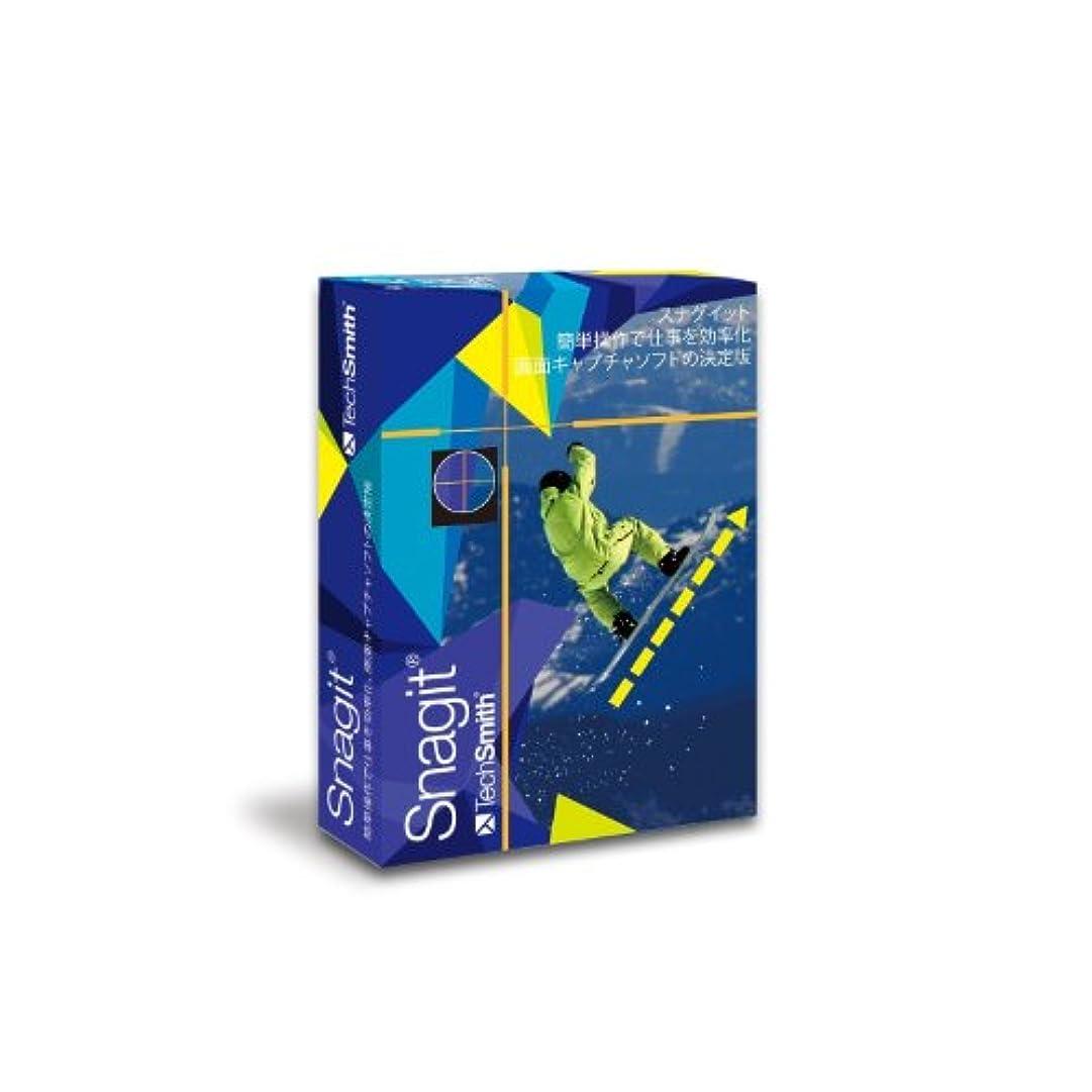 輸送ラッドヤードキップリングギャラリーTechSmith Snagit 11 package for Windows