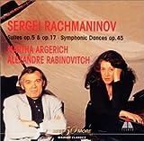 : ラフマニノフ:2台のピアノのための組曲第1番・第2番