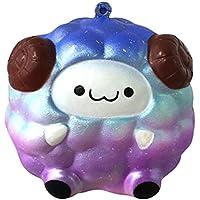 YIKAKIO ★ 2018ストレスを解消するの超かわいい柔らかい羊子供玩具ギフト