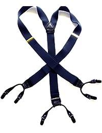 Hold-Up Suspender Co. ACCESSORY メンズ US サイズ: Big-Tall カラー: ブルー