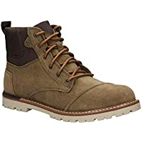 Toms Ashland Mens Brown Suede Boots