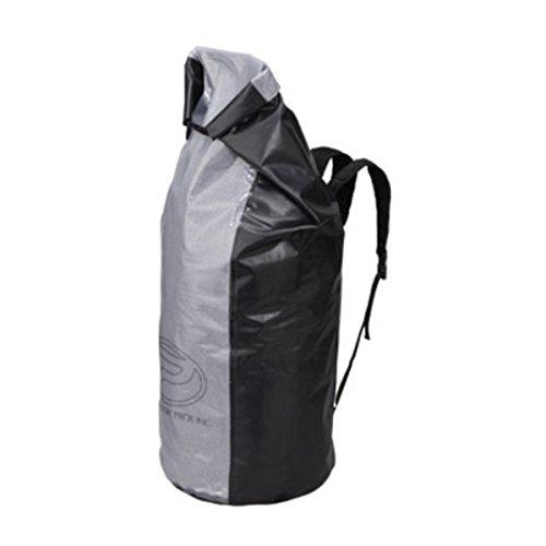 プロックス 磯バッグ 防水濡れ物バッグ PX686K ブラック