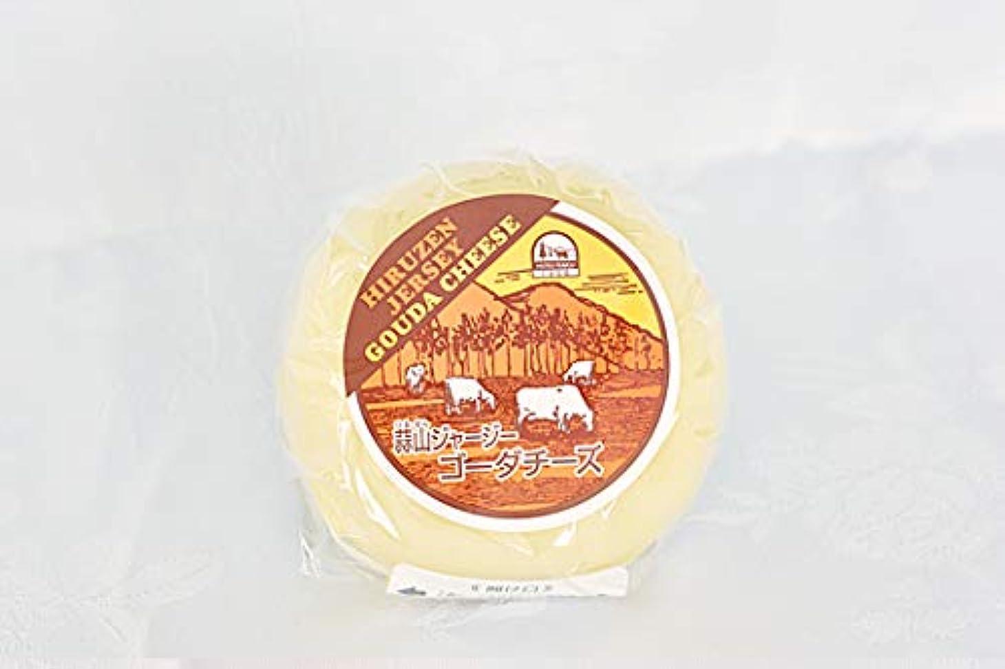 わな性別反響する蒜山ジャージーゴーダチーズ 箱なし200グラム×4 冷蔵