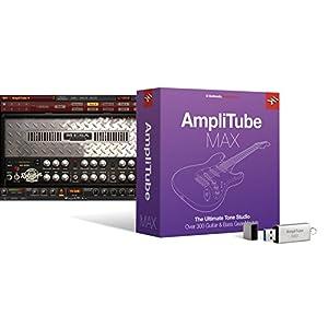 IK Multimedia AmpliTube MAX クロスグレード ギターサウンド・コレクション【国内正規品】