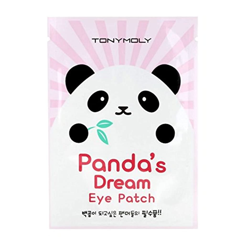地図立方体疲労(6 Pack) TONYMOLY Panda's Dream Eye Patch (並行輸入品)