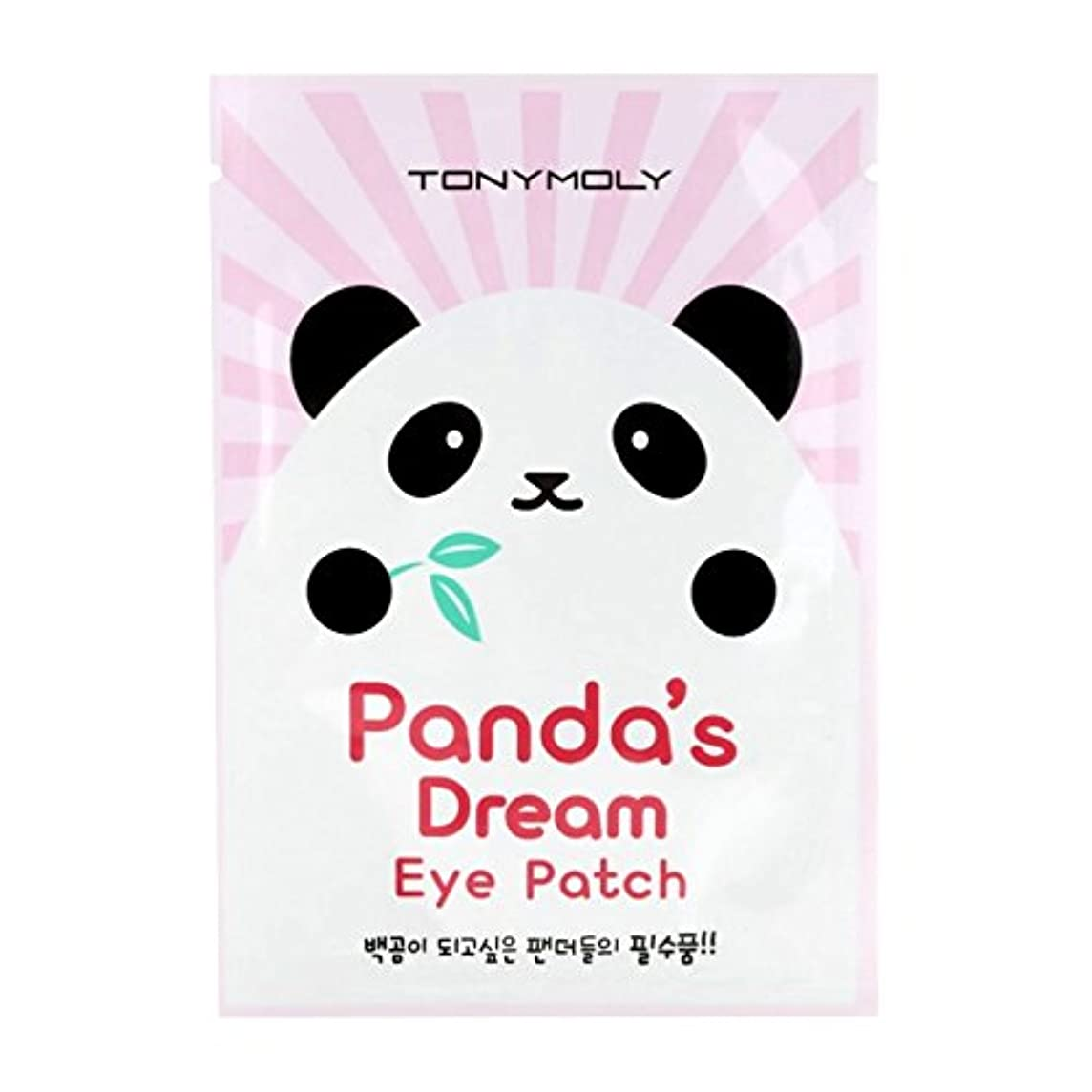 疫病即席叫ぶ(6 Pack) TONYMOLY Panda's Dream Eye Patch (並行輸入品)