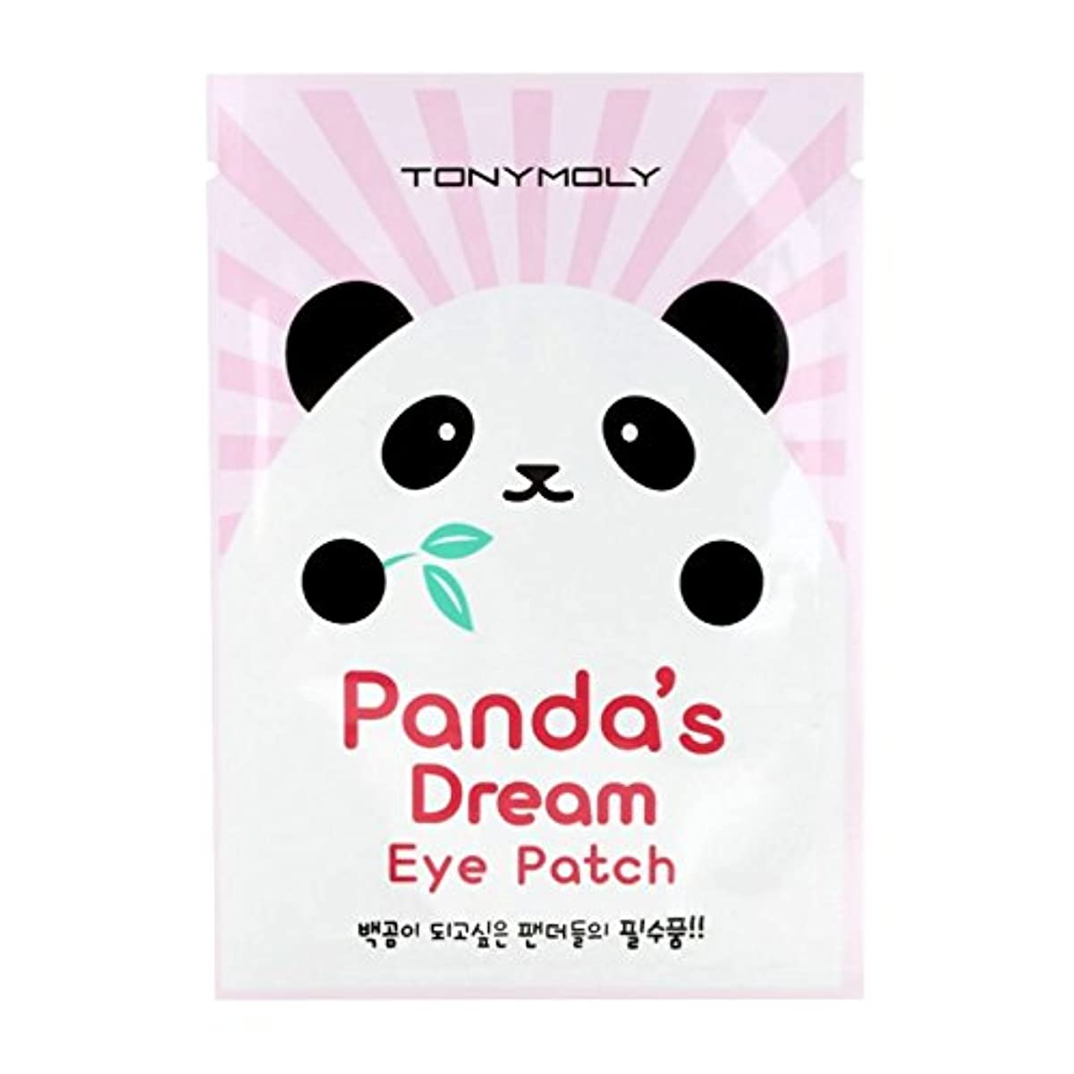 死洋服幽霊(3 Pack) TONYMOLY Panda's Dream Eye Patch (並行輸入品)