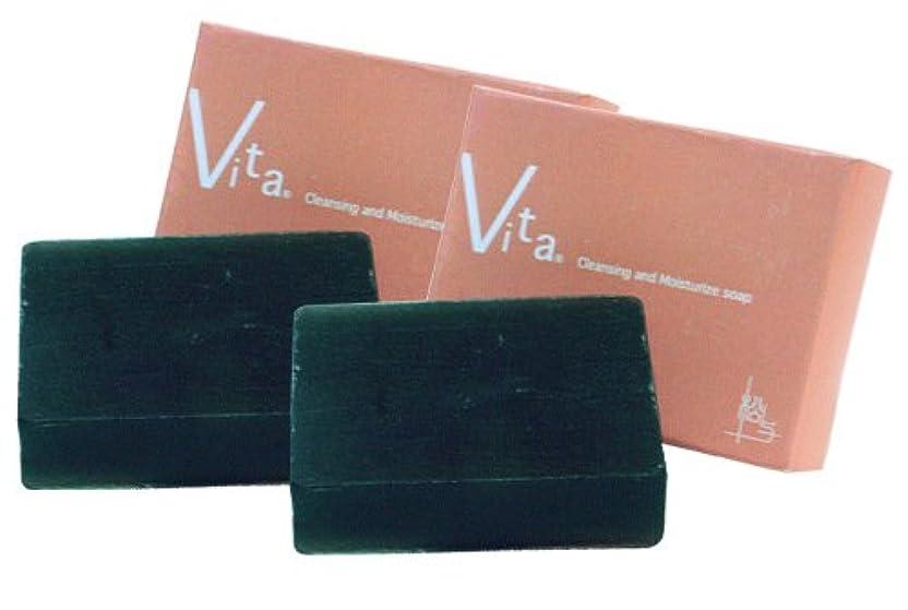 水差し冷凍庫悪用VITA(ヴィータ) 石鹸 EM140 70g×2個入り