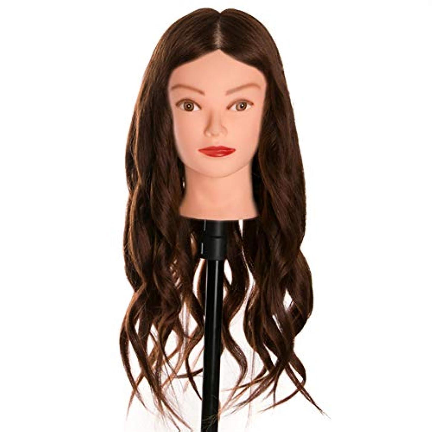 追加情熱そこ理髪サロンエクササイズヘッド金型メイクディスクヘアスタイリング編み教育ダミーヘッドヘアカットトレーニングかつら金型3個