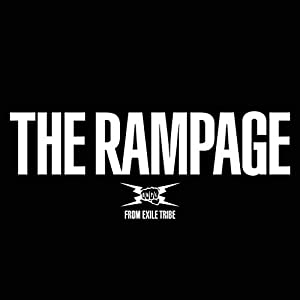 THE RAMPAGE(CD2枚組+Blu-ray Disc2枚組)