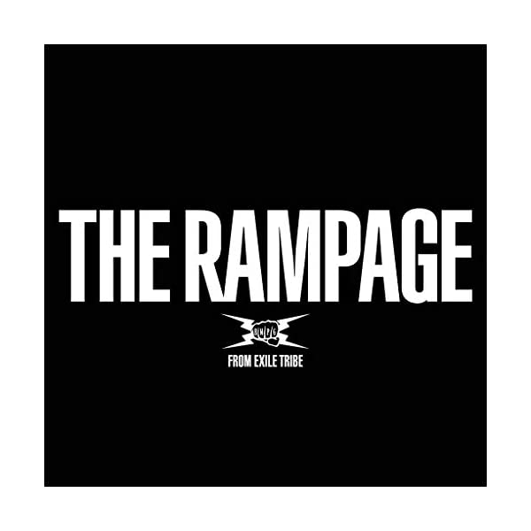 THE RAMPAGE(CD2枚組+DVD2枚組)の商品画像
