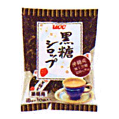 UCC 業務用 黒糖シロップ (15g×10P) × 24個