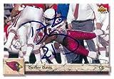Dexter Davis autographed Football Card (Phoenix Cardinals) 1992 Upper Deck No.339 Rookie