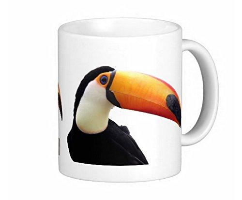 オニオオハシのマグカップ:フォトマグ(世界の野鳥シリーズ)