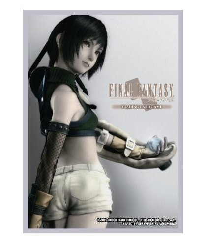 FINAL FANTASY VII ADVENT CHILDREN カードスリーブ ユフィ