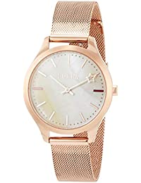 [フルラ] 腕時計 R4253119505 レディース 正規輸入品 ピンクゴールド