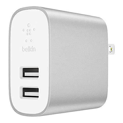 国内正規品 BELKIN BOOST↑ CHARGE USB充電器 (2ポート/24W) (アダプターのみ)