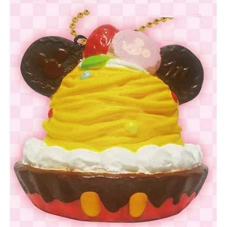 【ディズニーミッキー】ぷにぷにマスコット/ボールチェーン付き(パンプキン) タルト Sweets Party 628152