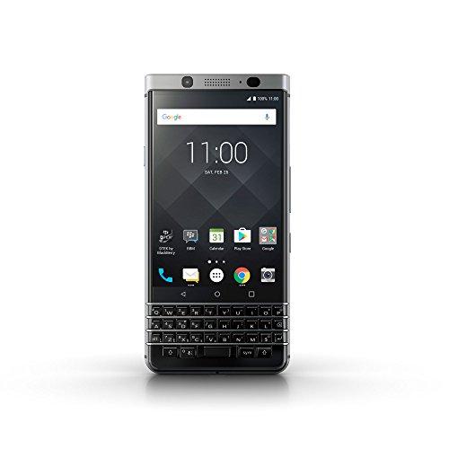 【日本正規代理店品】BlackBerry KEYone Black/Silver 32GB Android SIMフリー スマートフォン QWERTY キーボード PRD-63763-001