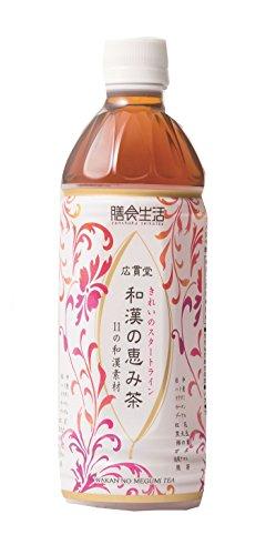広貫堂 ルイボス茶 500X24