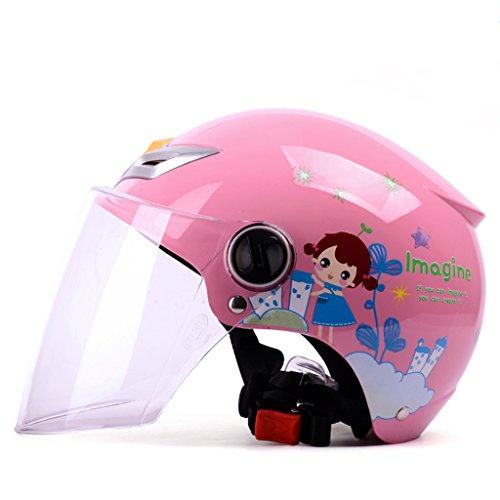 ヘルメット 子供用 キッズ 女の子 男の子 通園 通学 バイ...